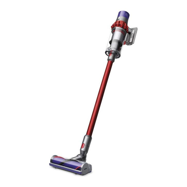 V10 Cyclone Total Clean Vacuum Cleaner; Red