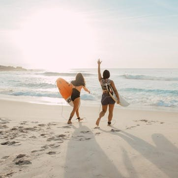 Surf Lessons For Two