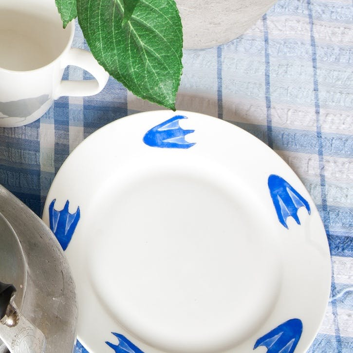 Penguin Paw Side Plate
