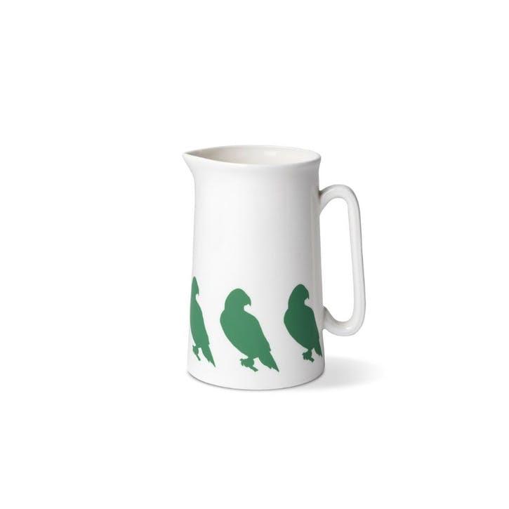 Parakeet Jug, 1 Pint
