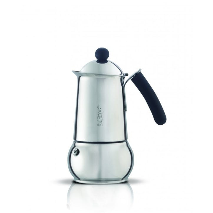 Class Induction Stovetop Coffee Maker - 6 Cup