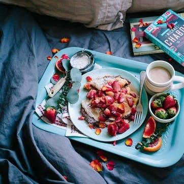 Honeymoon Breakfast in Bed £25