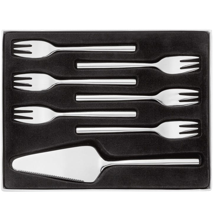 Rochester 7 Piece Cake Serving Set