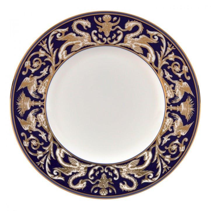 Renaissance Gold Florentine Accent Plate, 23cm