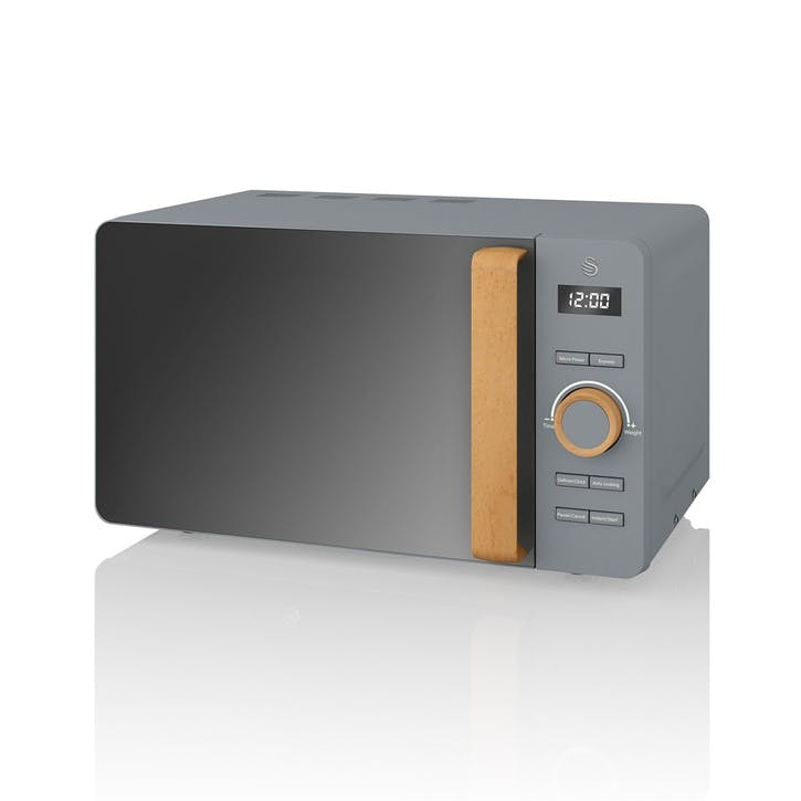 Nordic Digital Microwave, Slate Grey