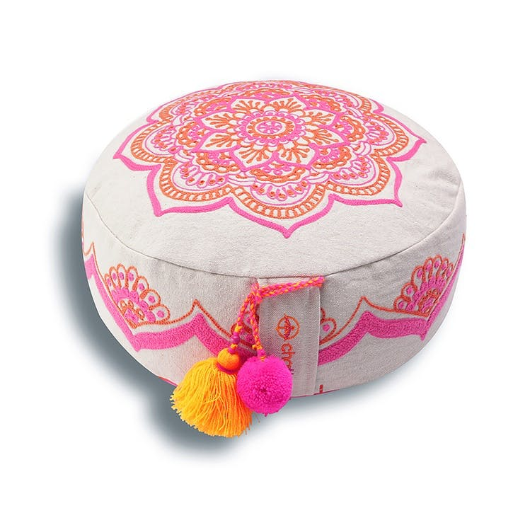 Rangoli Zafu Meditation Cushion