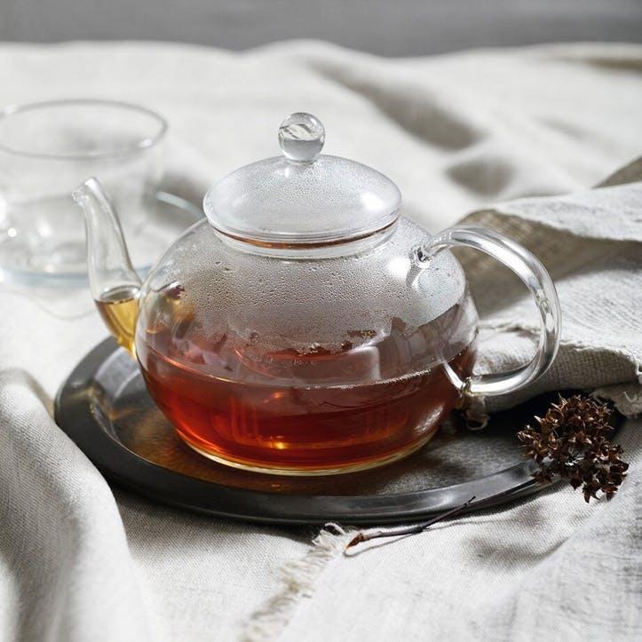 Glass Teapot, 2 cups