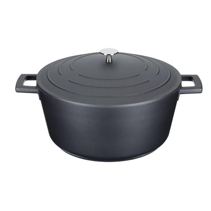 Cast Aluminium Non-Stick Casserole Dish, 5l