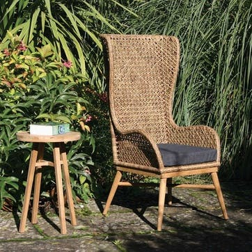 Kinsale, Small Outdoor Table, Wood