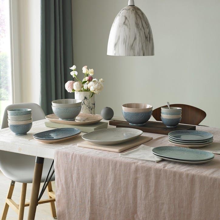 Gather Medium Plates, Set of 4, Mixed