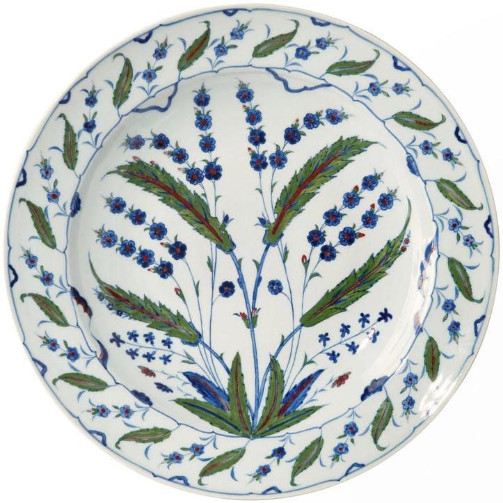 Isphahan Porcelain Platter