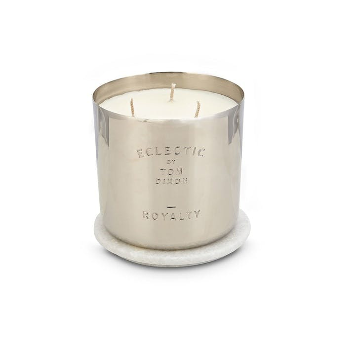 Eclectic Candle - Large; Royalty
