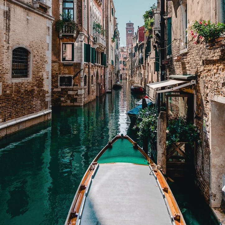 Honeymoon Gondola Ride for Two £50
