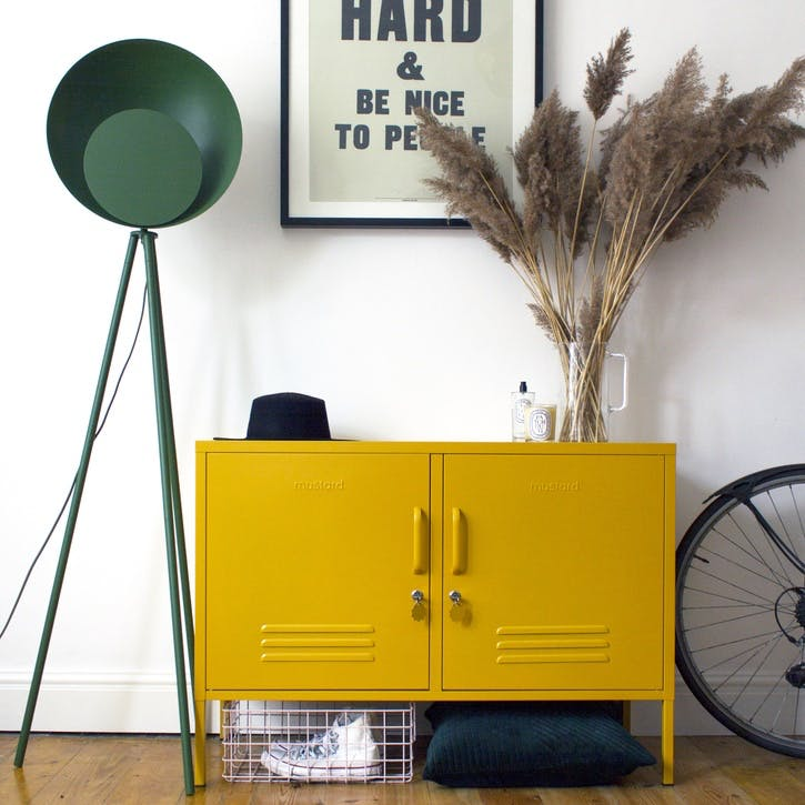 The Lowdown Locker, Mustard