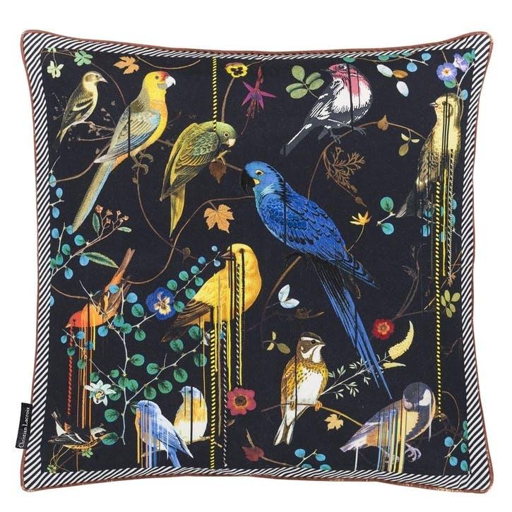 Birds Sinfonia Crepuscule Cushion