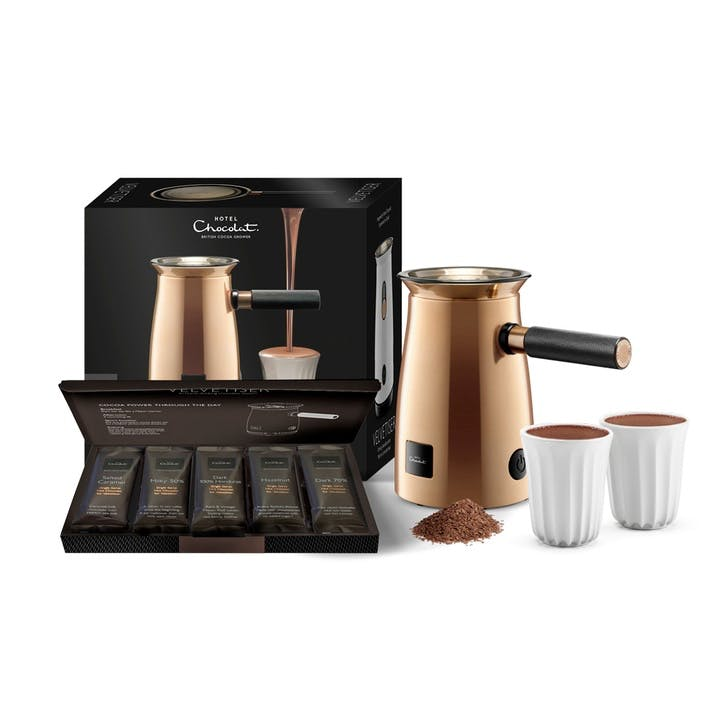 Velvetiser Starter Kit, Copper