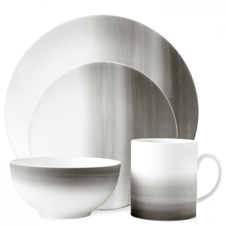 Degradée Place Setting, 4 Pieces
