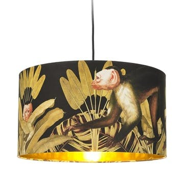 Monkey Drum Pendant Lamp