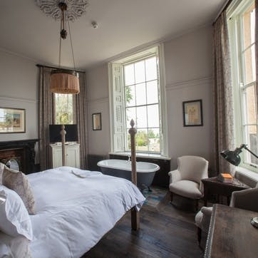 A voucher towards a stay at The Pig - on the Beach Hotel for two, Dorset