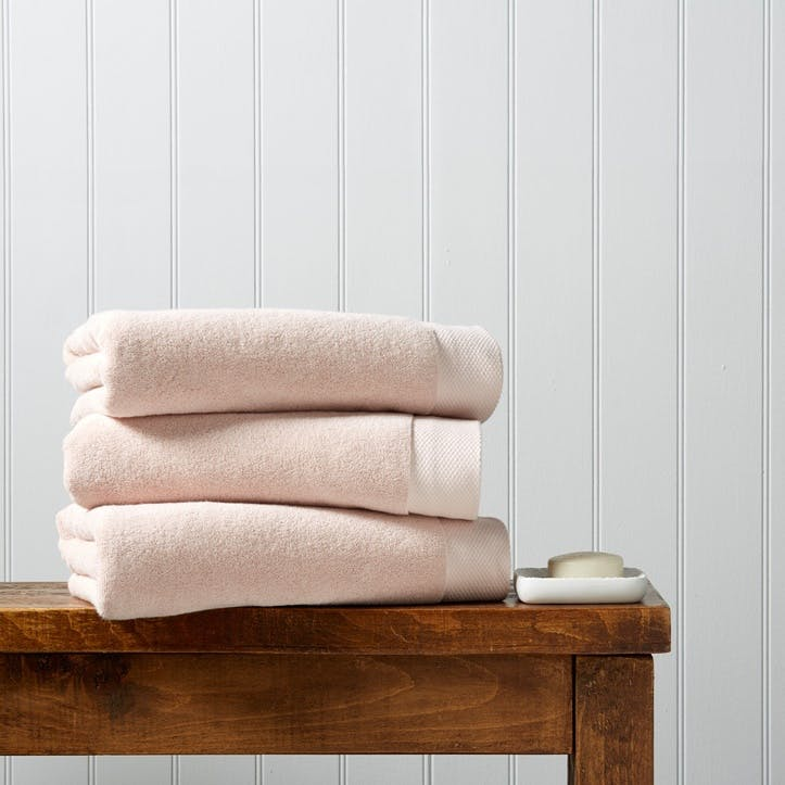 Luxe Bath Towel, Pearl