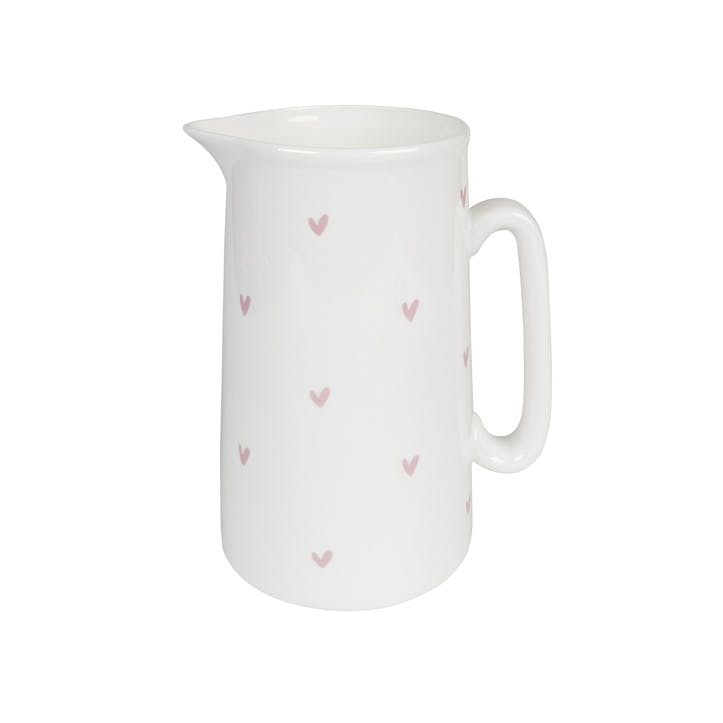 'Hearts' Jug - Large