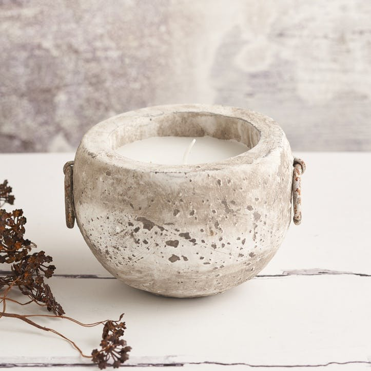 Birkdale Stone Candle