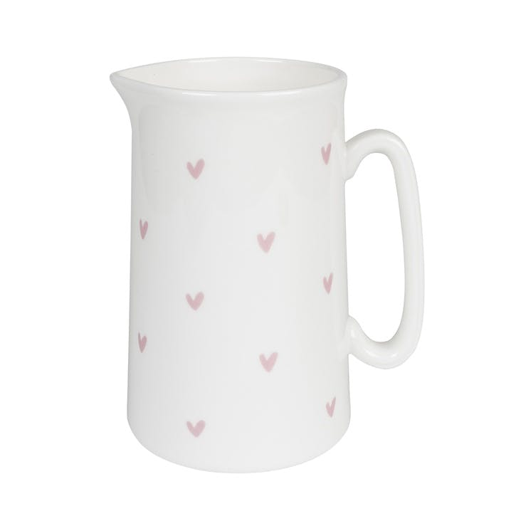 'Hearts' Jug - Medium