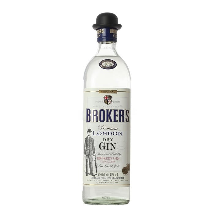 Brokers London Dry Gin 40%