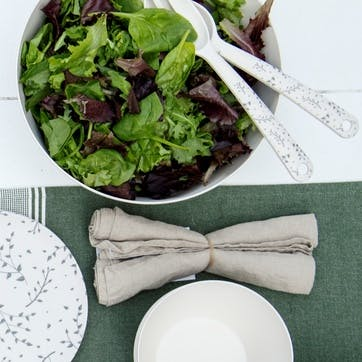 Natural Elements Bamboo Fibre Salad Servers