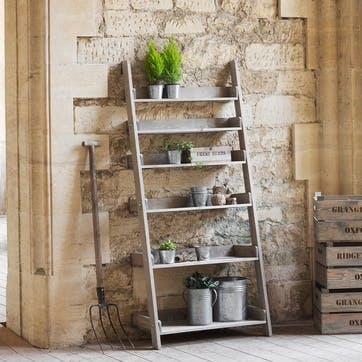 Aldsworth, Wide Shelf Ladder