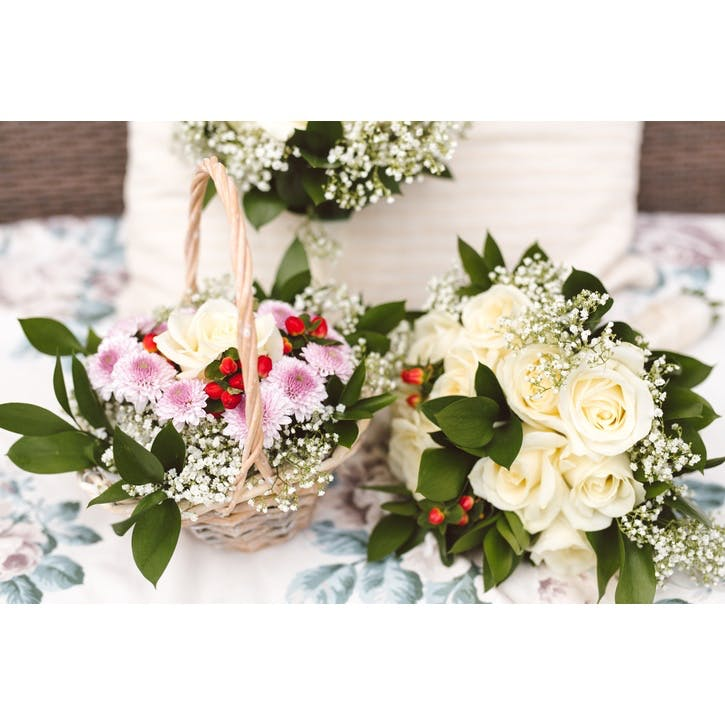 I promise to take charge of distributing your wedding flowers to a local care home after the wedding