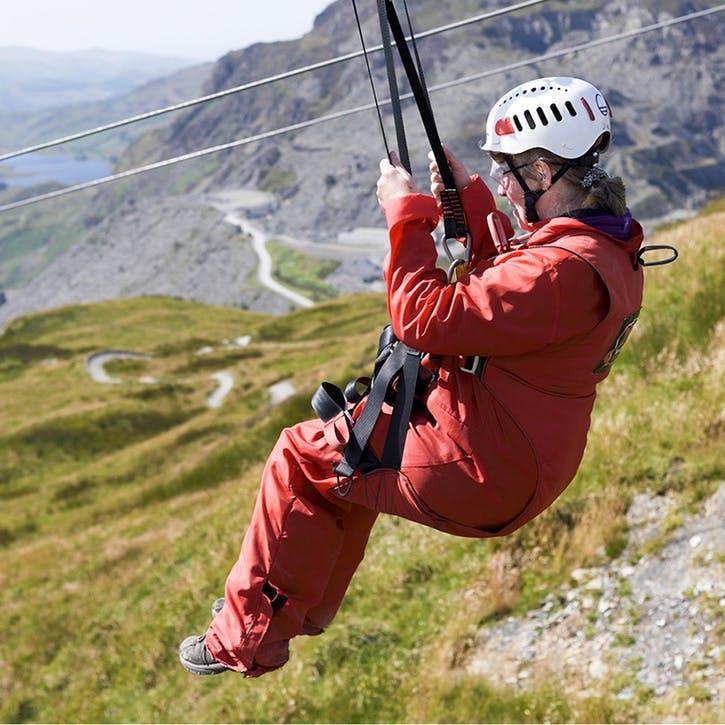 Zip World Titan Experience for Two