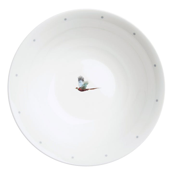 'Pheasant' Solo Cereal Bowl