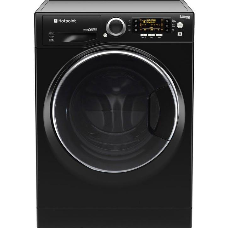 RD966JKDUK Washer Dryer; Black