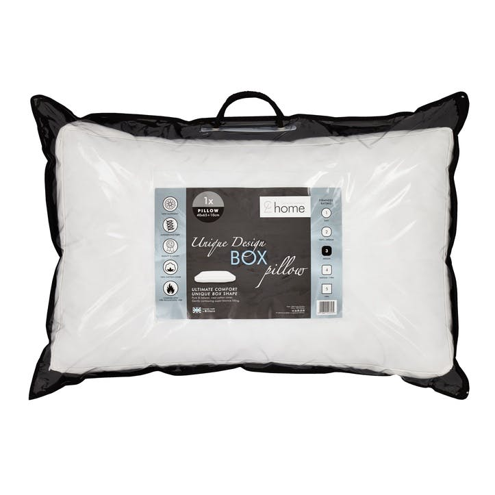Luxury Box Single Pillow