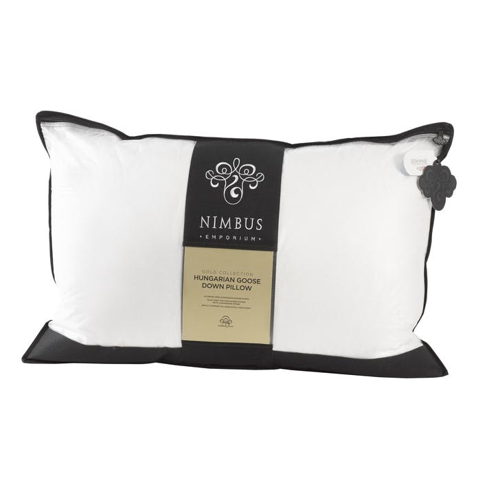 Gold Collection Hungarian Goose Down Pillow