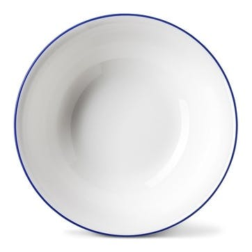 Rainbow Cereal Bowl, Persian Blue