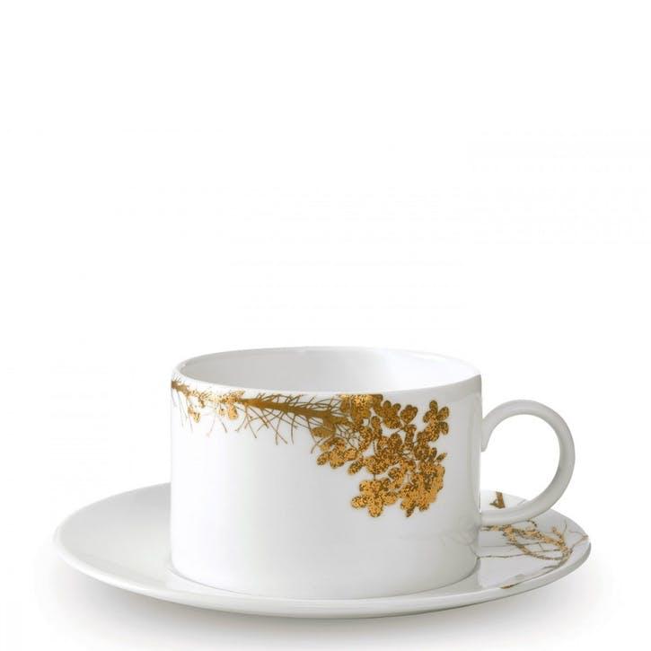 Jardin Tea Cup and Saucer
