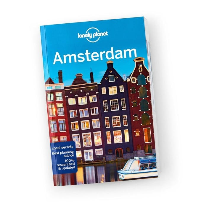 Lonely Planet Amsterdam, Paperback
