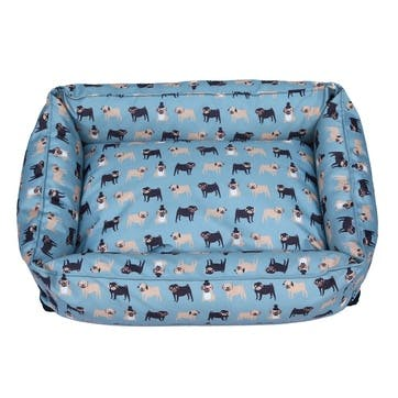 Pug Friends, Dog bed Small