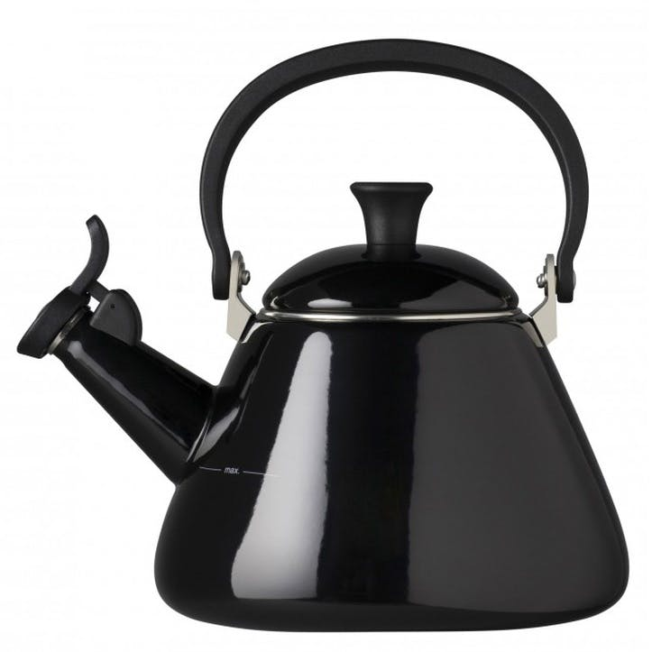 Kone Stove Top Kettle; Black