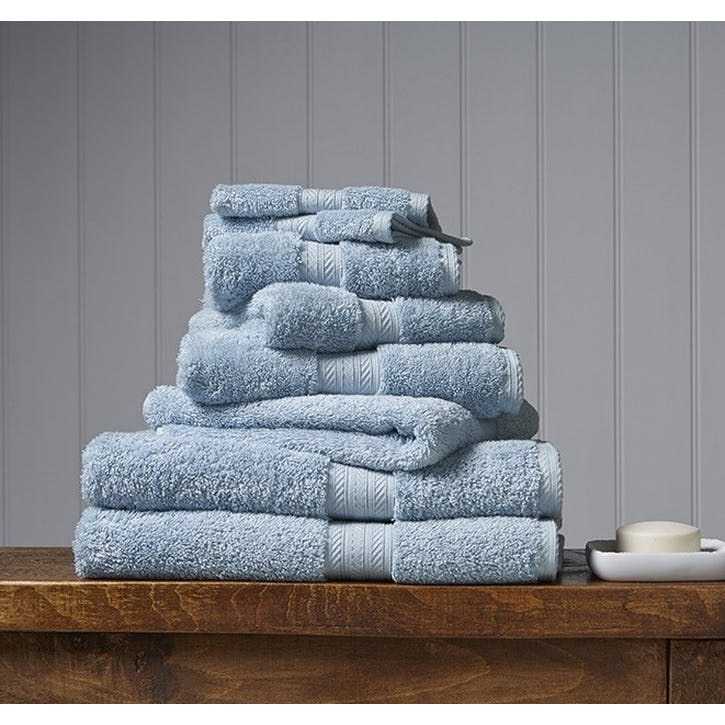 Renaissance Soft Chambray Bath Towel