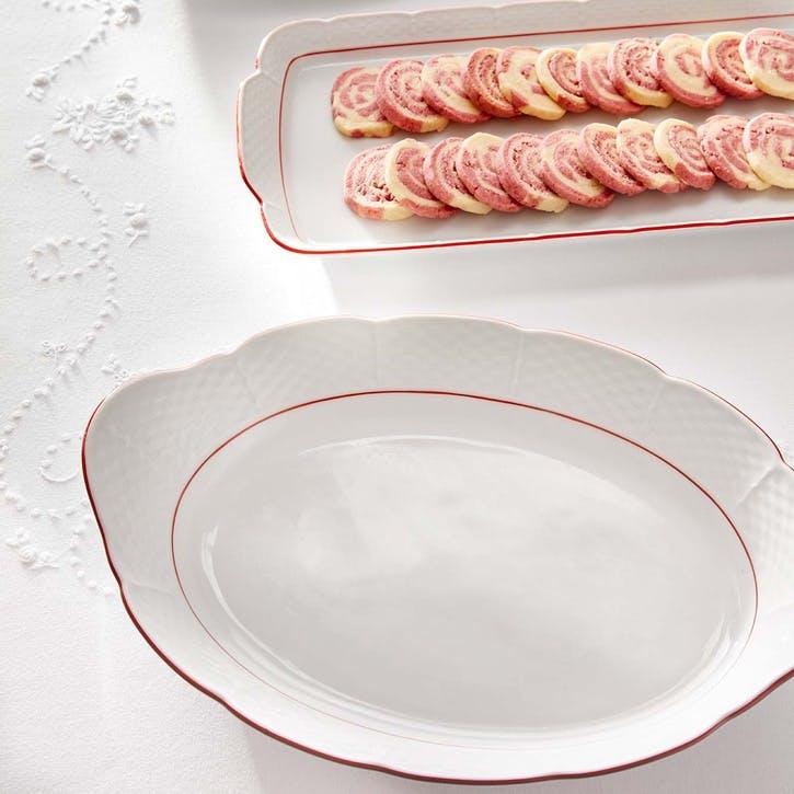 Pomona Oval Serving Dish