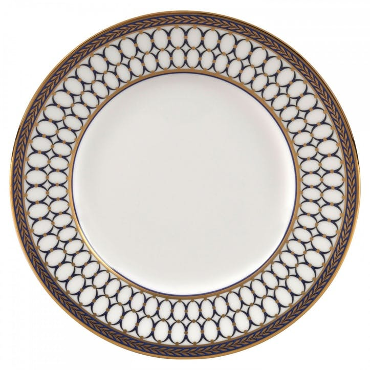Renaissance Gold Plate, 18cm