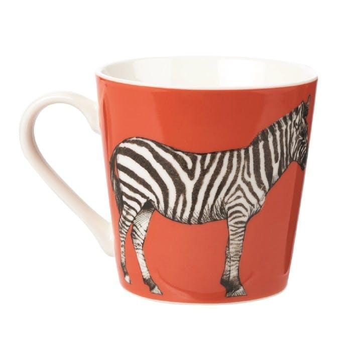 The Kingdom Bumble Zebra Mug