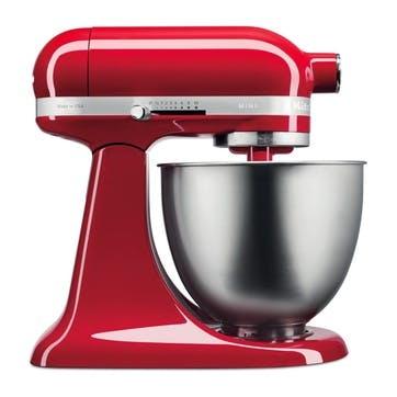 Mini Stand Mixer, Empire Red, 3.3L