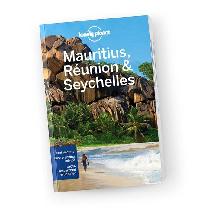 Lonely Planet Mauritius, Reunion & Seychelles, Paperback