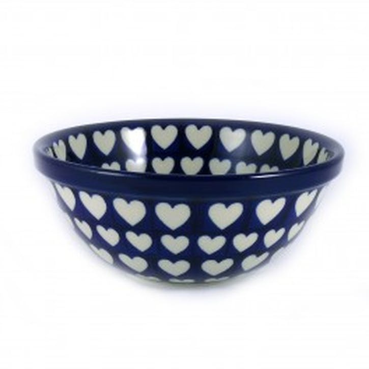 Hearts Cereal Bowl, 16.5cm