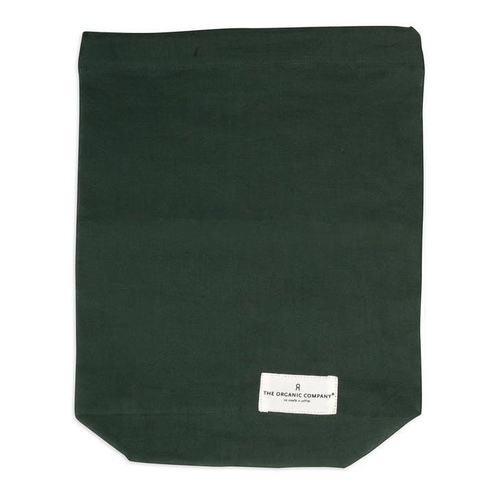 Food Bag, Medium, Dark Green