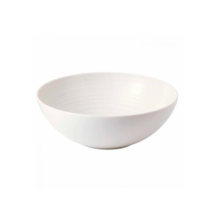 Gordon Ramsay Maze Salad Bowl, White